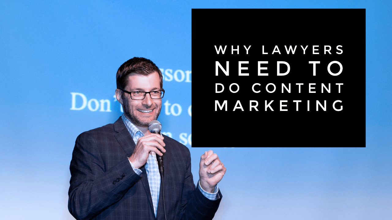 Content Marketing for Lawyers: Why and How